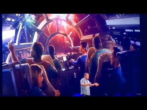 Star Wars: Galaxy's Edge name announcement, more details - Disney World, Disneyland - D23 Expo 2017