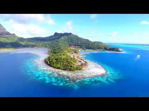 Tahiti Drone