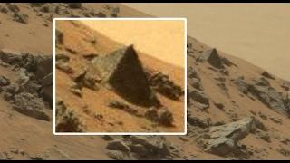 7 Découvertes INEXPLICABLES qui ont été faites sur Mars