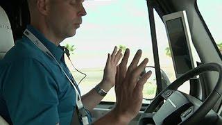 شاحنة أوبر الذاتية القيادة تنجح في أول مهمة