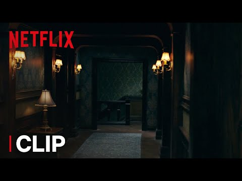 The Haunting of Hill House | Clip: The Scariest Hallway We've Ever Seen | Netflix