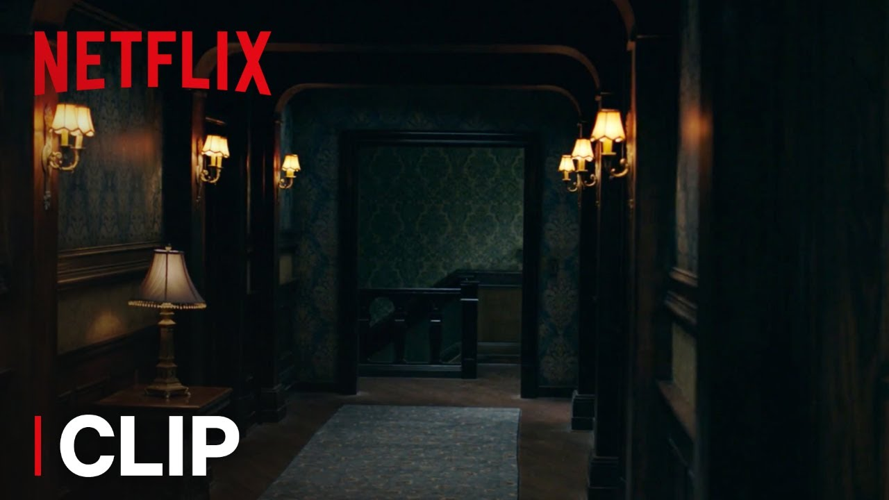 The Haunting Of Hill House Clip The Scariest Hallway We Ve Ever Seen Netflix Youtube