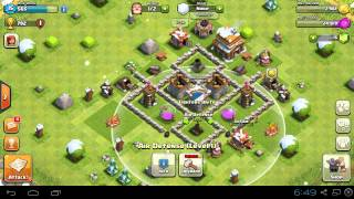 Clash Of Clans Lets Play Ep.9 Walls- The Most Annoying Defence To Upgrade