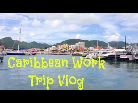 Caribbean Work Trip Vlog!
