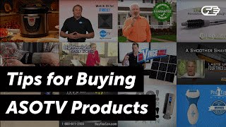 Tips for Buying ASOTV & Infomercial Products   HighYa