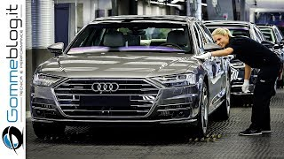 2020 Audi A8 - TECH FEATURES DEVELOPMENT DOCUMENTARY