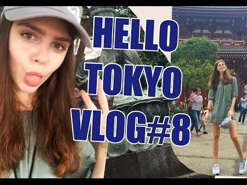 HELLO TOKYO#8: рушим модельные стереотипы:D