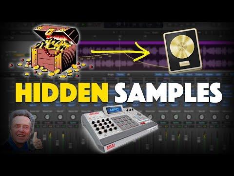 Great Hidden Vocal Samples in Logic Pro X