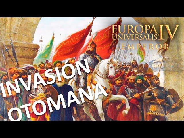 Guerra con el OTOMANO | EU4: Emperor con AUSTRIA #11