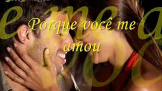 Musica Romantica (Because You Loved Me) tradução