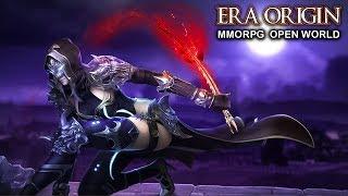 Bahasa Inggris! Naik Levelnya Kenceng Parah - Era Origin (Android MMORPG) screenshot 4