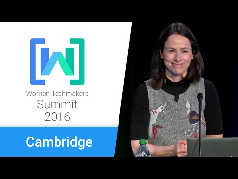 Women Techmakers Cambridge Summit 2016: Data Visualization for Everyone