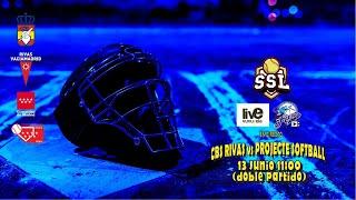 CBS Rivas - Projecte Softball - SSL (Partido 1 de 2)