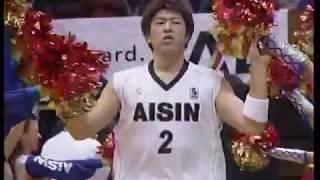 アイシン VSトヨタ 2005全日本総合バスケ決勝