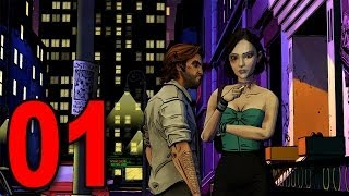 The Wolf Among Us Ep 1 - Part 1 - Sheriff Bigby (Episode 1 Faith Let