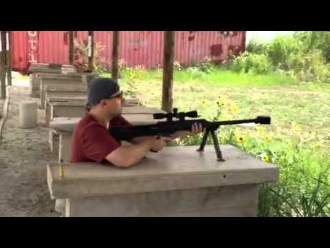 Lone Star Range 50 cal - YouTube