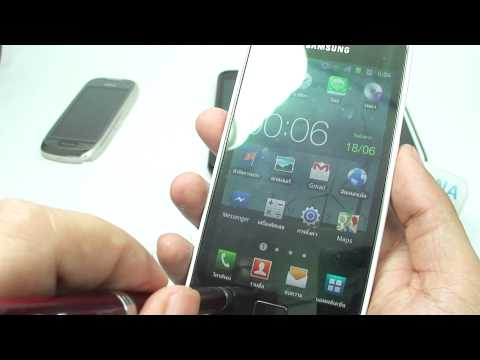 ปากกา Stylus Pen Laser Pointer ไฟฉาย ใช้ได้กับNokia Samsung Apple