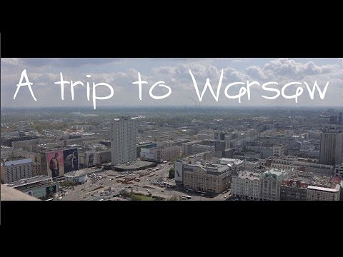 A Trip To Warsaw - Cinematic Video  (Zan Bassanese)