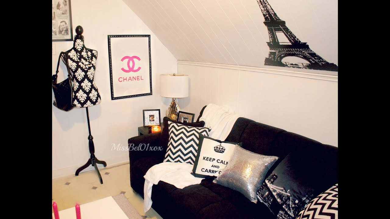 Room decor haul mini living room tour youtube for S carey living room tour