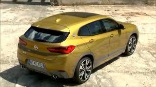 2018 БМВ Х2 - первый тест-драйв.  SUV BMW X2 test drive.  Скидки в описании