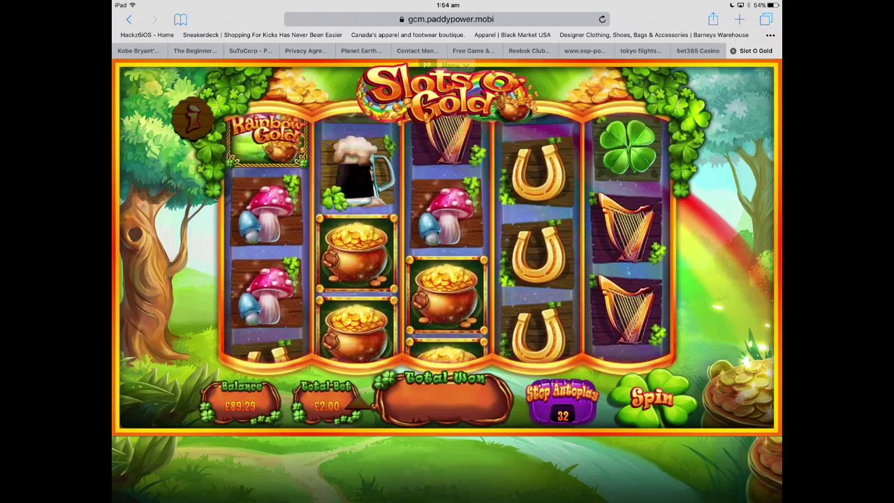 Paddy Power Slots Online