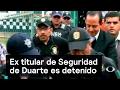 El ex Secretario de Seguridad Pública de Veracruz fue detenido - Denise Maerker 10 en punto
