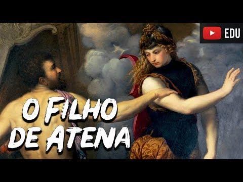 O Filho De Atena E Hefesto: Erictônio - Mitologia Grega Ep.92 - Foca Na História