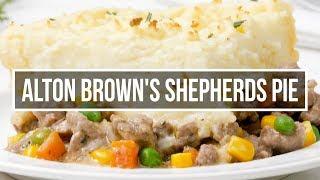 Baixar Alton Brown's Shepherds Pie Recipe