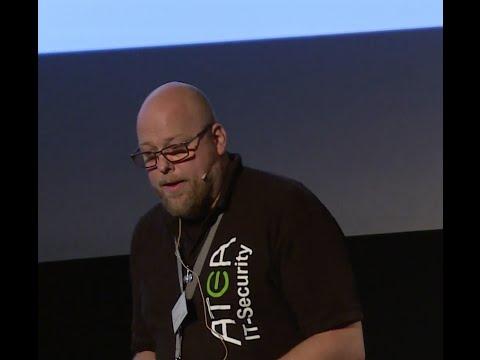 Atea Sikkerhetsdag - Hvordan jobber Atea med IT-sikkerhet av Thomas Tømmernes