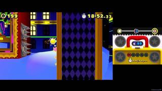 Sonic Lost World 3DS Part 9 All Extra Zones S Rank
