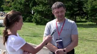 Интервью с представителями команды Мальты,  Фестиваль фейерверков