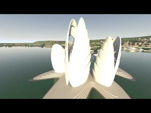 Overall vision for the waterfront