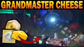 Grandmaster Nightfall CHEESE Sṗot - Easy Guide! (Destiny 2)