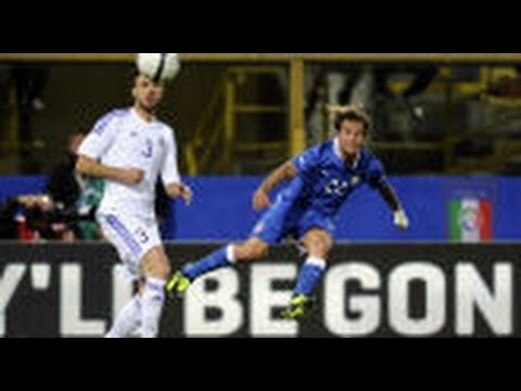 Italia vs. San Marino (4-0) Review - Pirlo, Poli, Aquilani, Gilardino Lead Great Offensive Show!