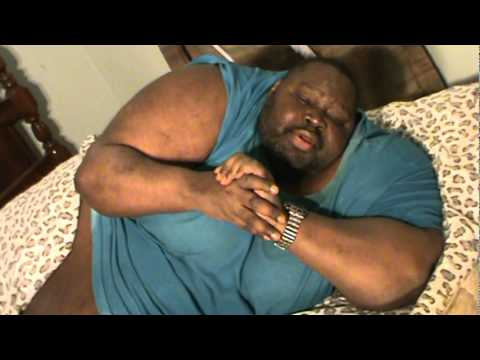 Fat black people having sex