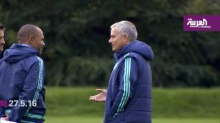 جوزيه مورينيو مدربا لمانشستر يونايتد لثلاث سنوات
