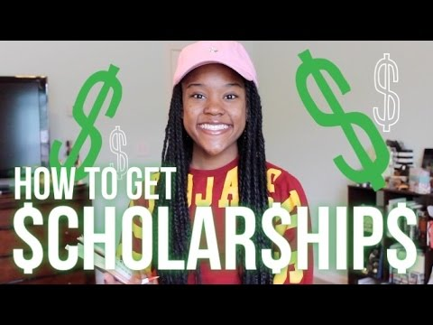 How to Get Scholarships for College! FULL RIDES, Local Scholarships, Application Tips!