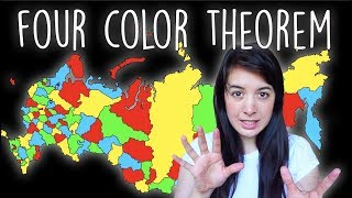 The Four Color Theorem | Coloring a Planar Graph