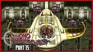 Chrono Trigger DS - Part 15: Escape the Blackbird