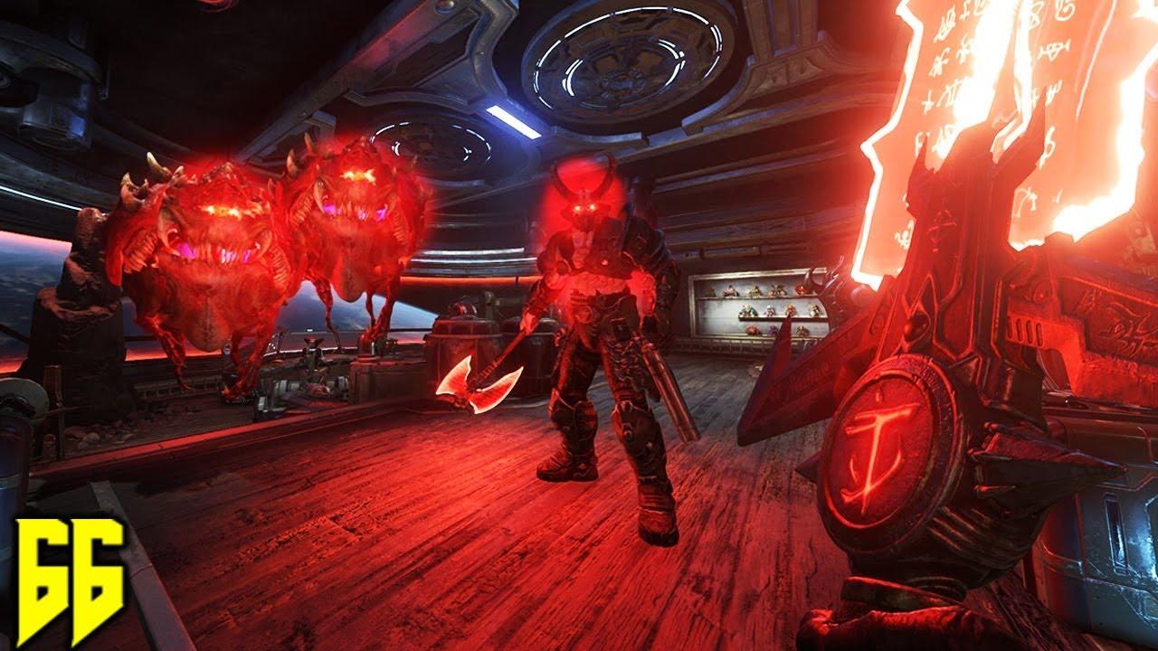Doom Eternal Horde Mode Is Really Hard thumbnail