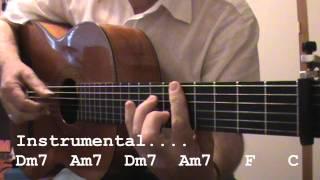MONA LISA - (Nat KIng Cole) Lyrics & Chords