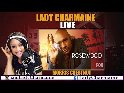ROSEWOOD  Actress Lorraine Toussaint Playing Morris Chestnuts Mom in New Series