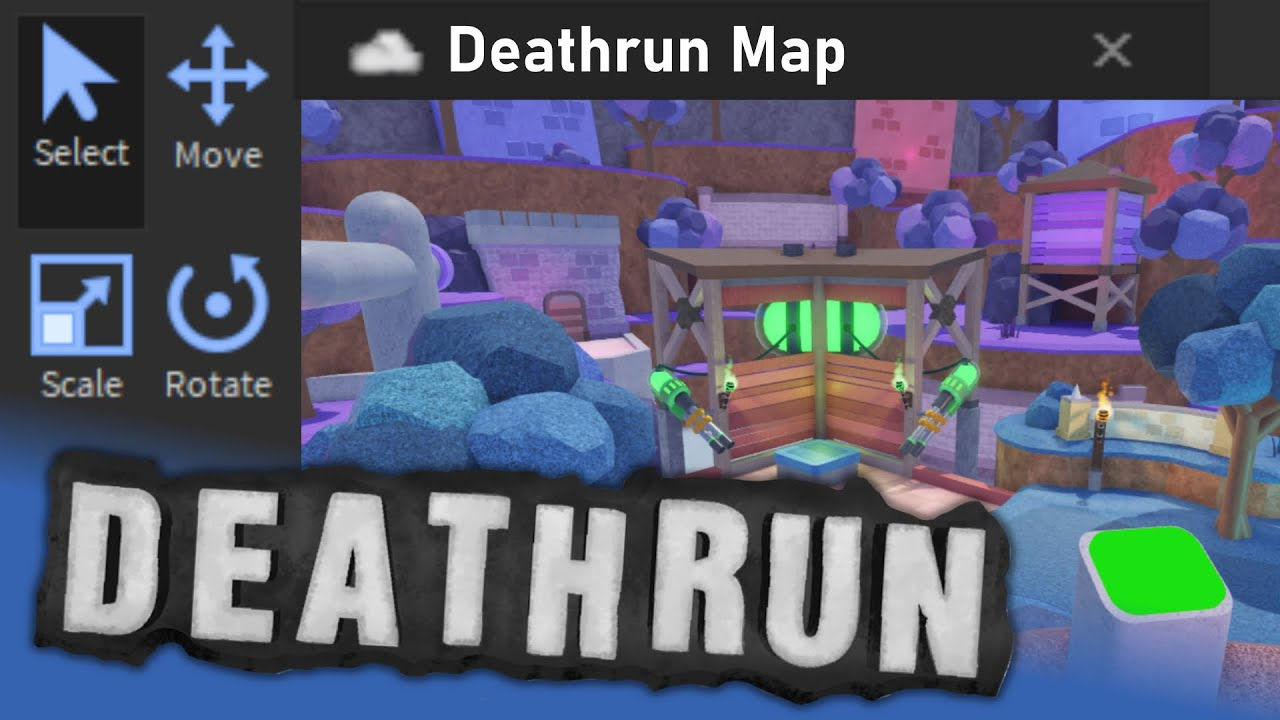 Roblox Deathrun Tips A Guide To Making Your Roblox Deathrun Map Youtube