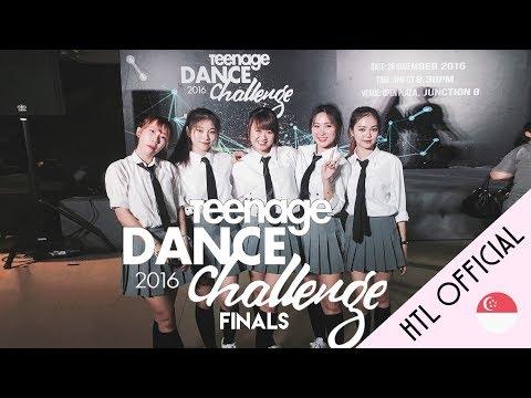 #HTL - 161126 TEENAGE! Dance Challenge - Finals [Competition]