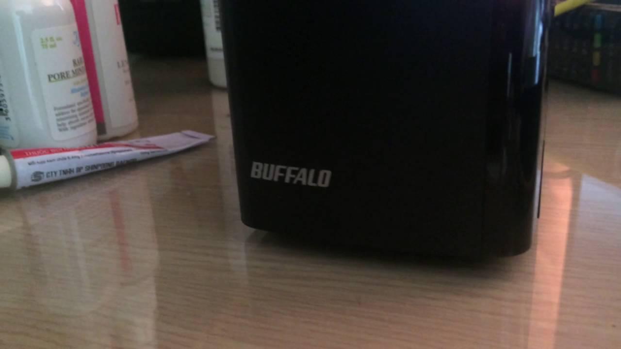 Nas bufalo ls-wxl upgrade firmware