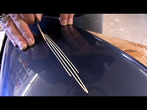 The Art of Pinstriping