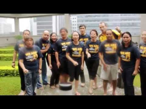 Sun Life Financial Philippines #IceBucketChallenge