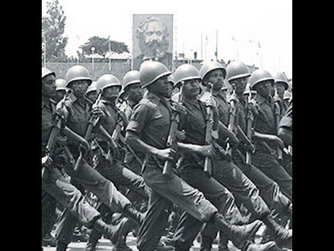Mengistu Haile mariam Strong Army