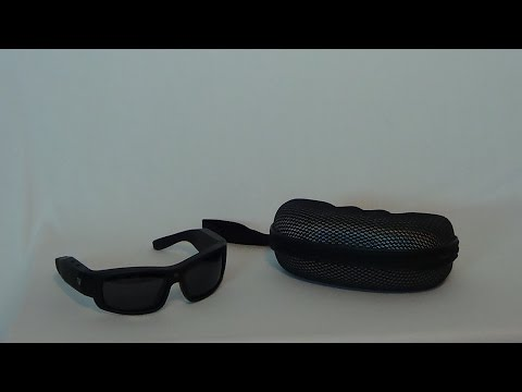 GoVision HD Sunglasses 1080P Video Camera Review