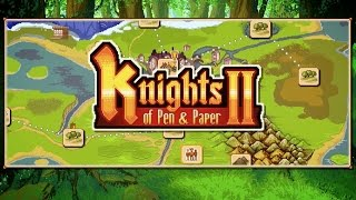 Knights of Pen and Paper 2 - 60 FPS Gameplay Trailer